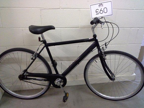 Probike with 700c wheels, schwalbe tyres & Stermy Archer hub gears £60