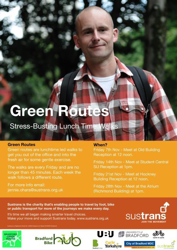 Nov Green Routes