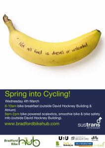 Spring into Cycling